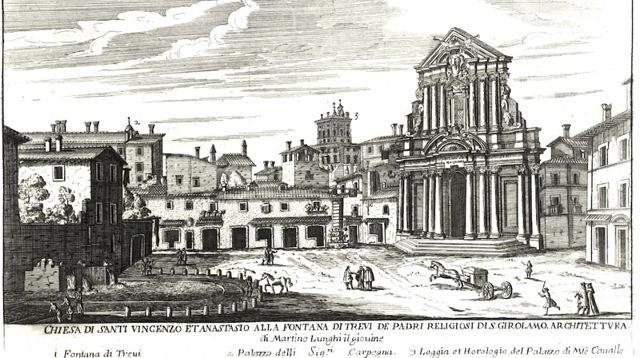 Джованни Батиста Фальда/Giovanni Battista Falda