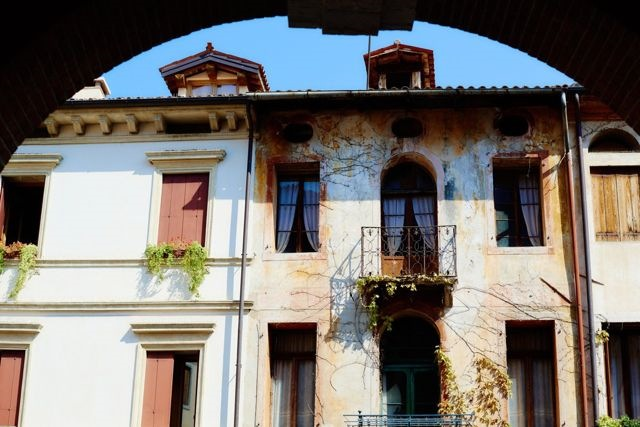 Дом Просперо Альпини