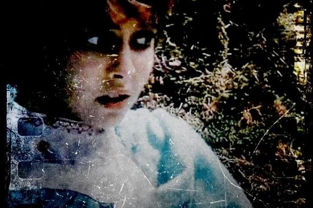Инга Ильм. Кадр из фильма Лестница света