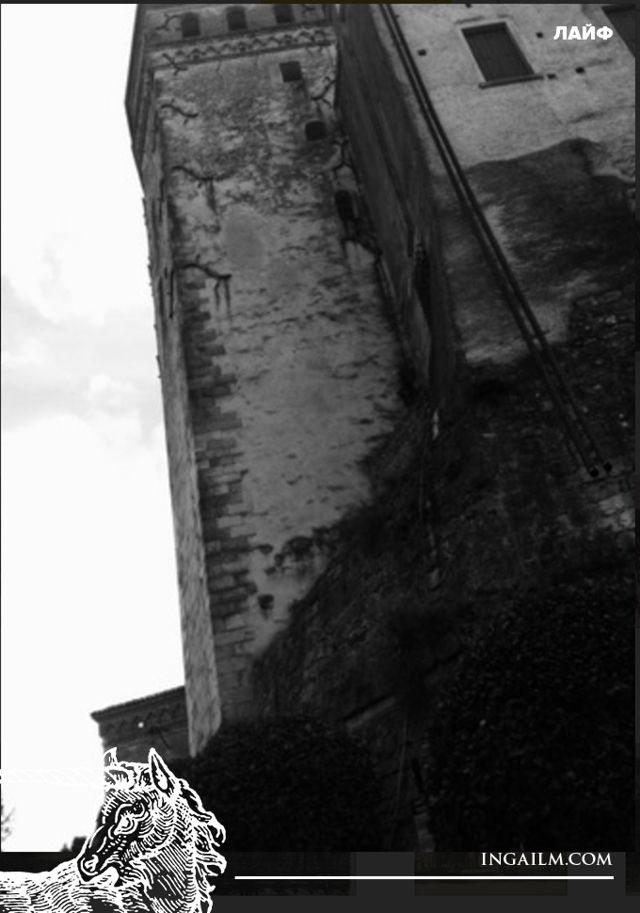 Стены замка Катарины Корнаро