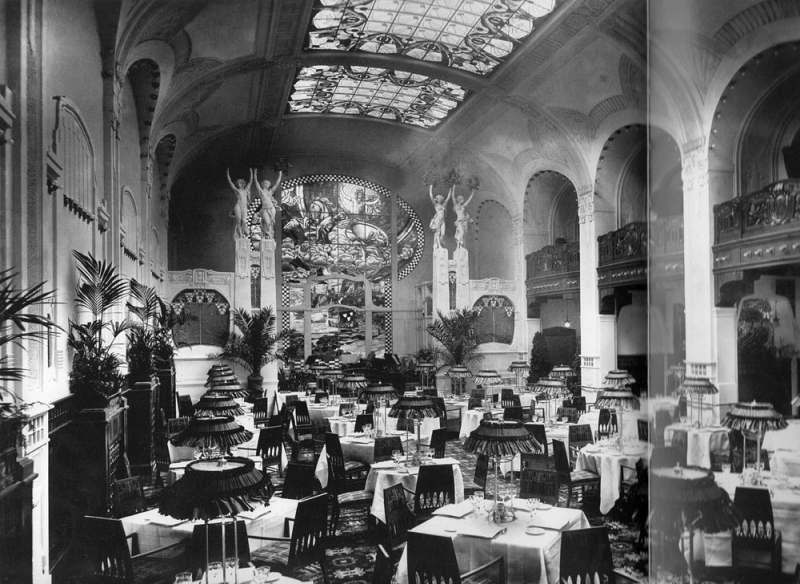 Ресторан Гранд Отель Европа