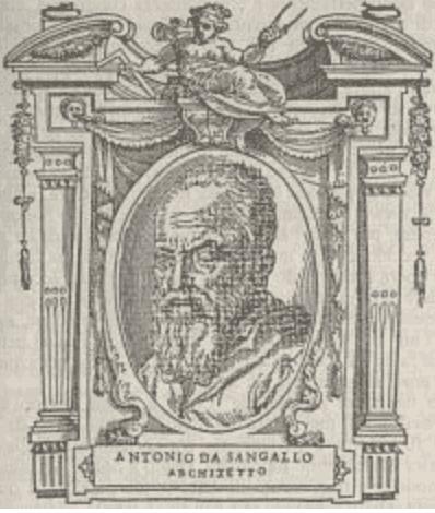 Антонио да Сангалло