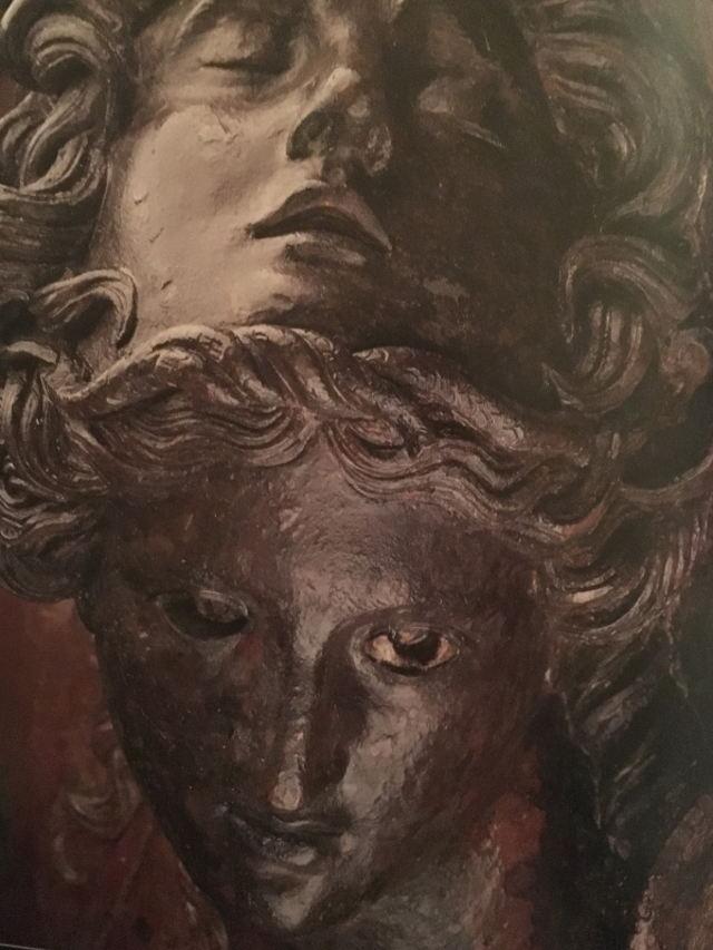 Афина/Минерва в шлеме с головой Медузы-Горгоны