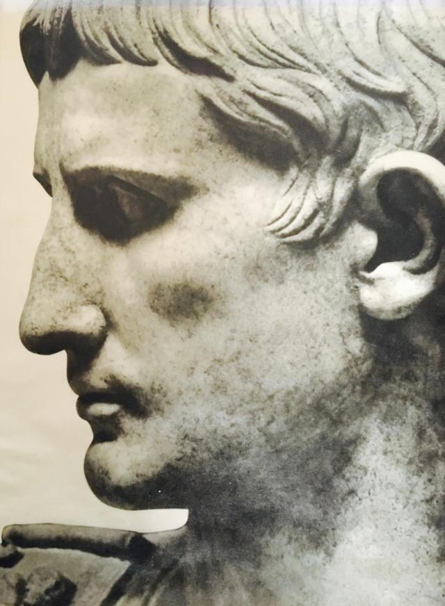 Император Август в образе Юпитера
