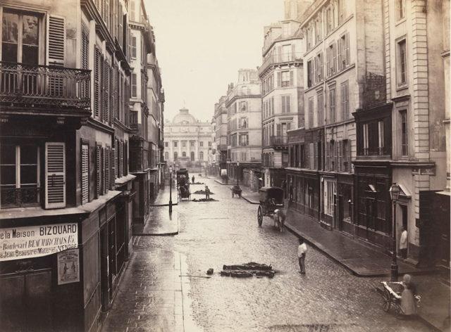 Улица Константина