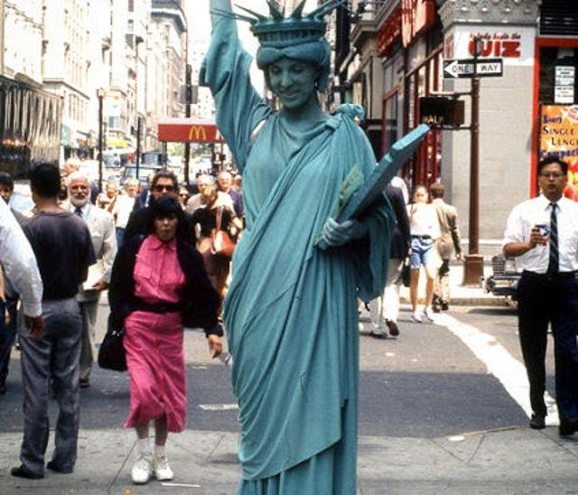 Нью-Йорк - свобода