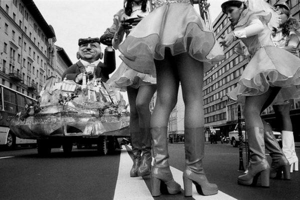 Фото из цикла Моя Москва. 90-е годы.