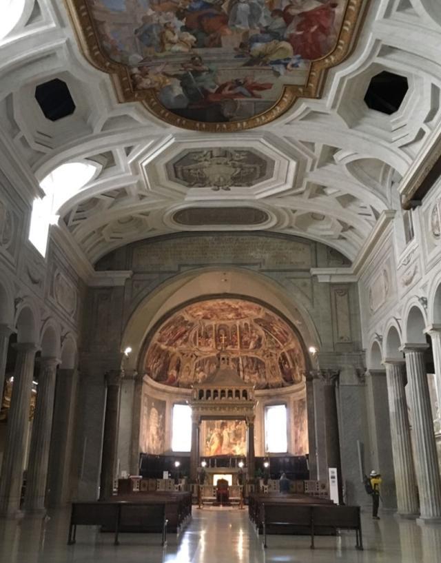 церковь Св. Петра в оковах