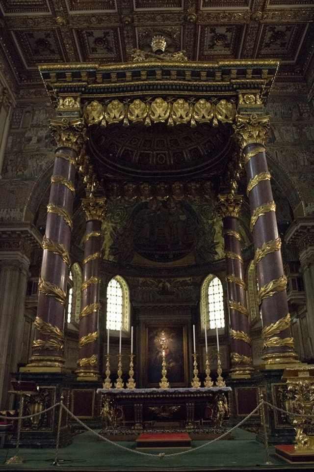 Папский престол