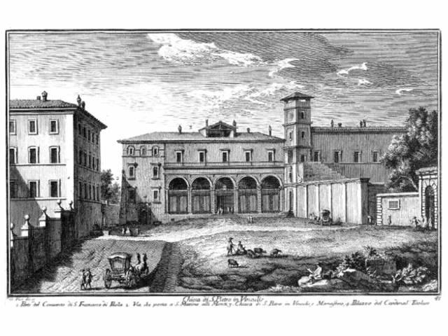Ведута XVIII столетия