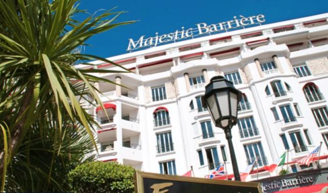 ôtel Barrière Le Majestic Cannes