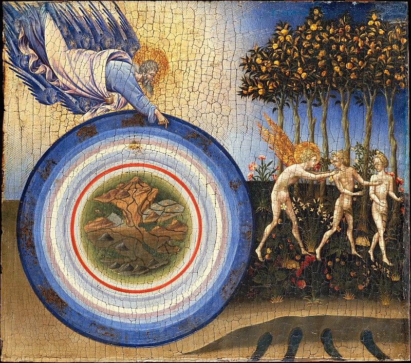 Сотворение мира и Изгнание из рая