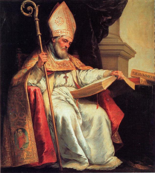 Св. Исидор Севильский