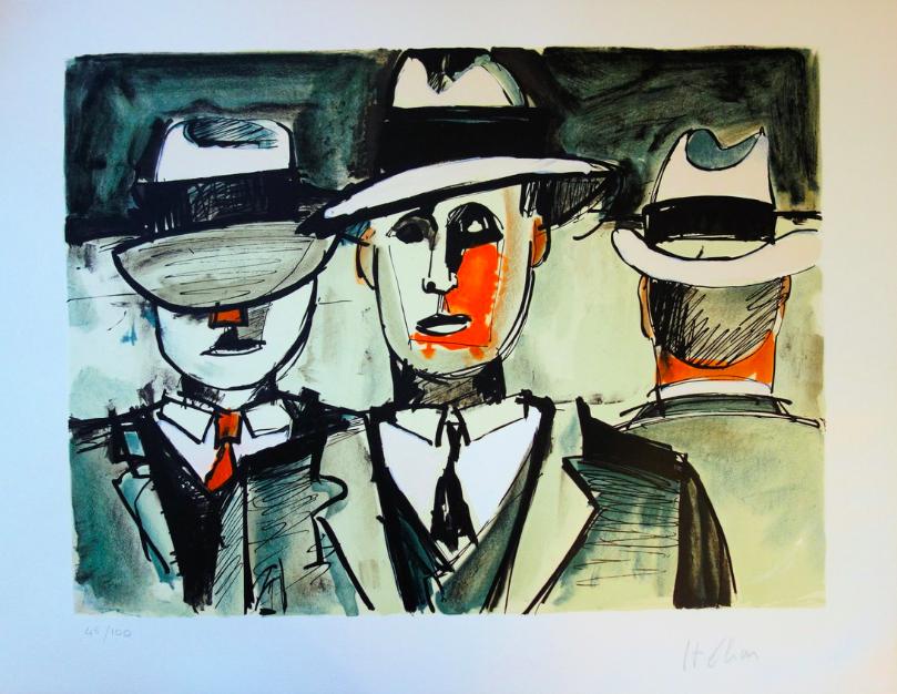 Три американских гангстера