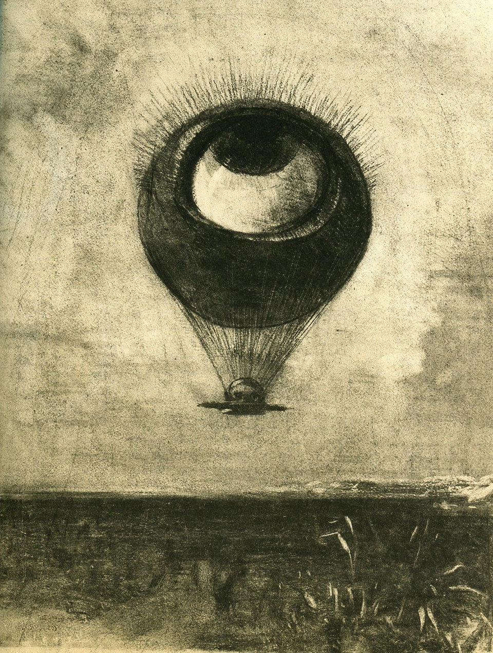 Воздушный шароглаз