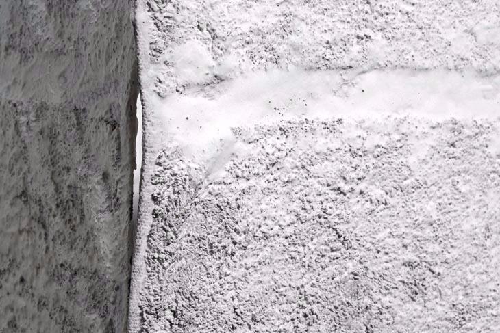 Цементное банное полотенце