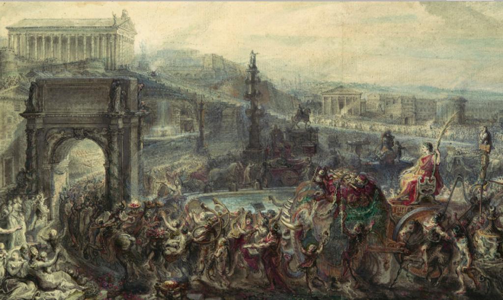 Триумф Помпея Великого