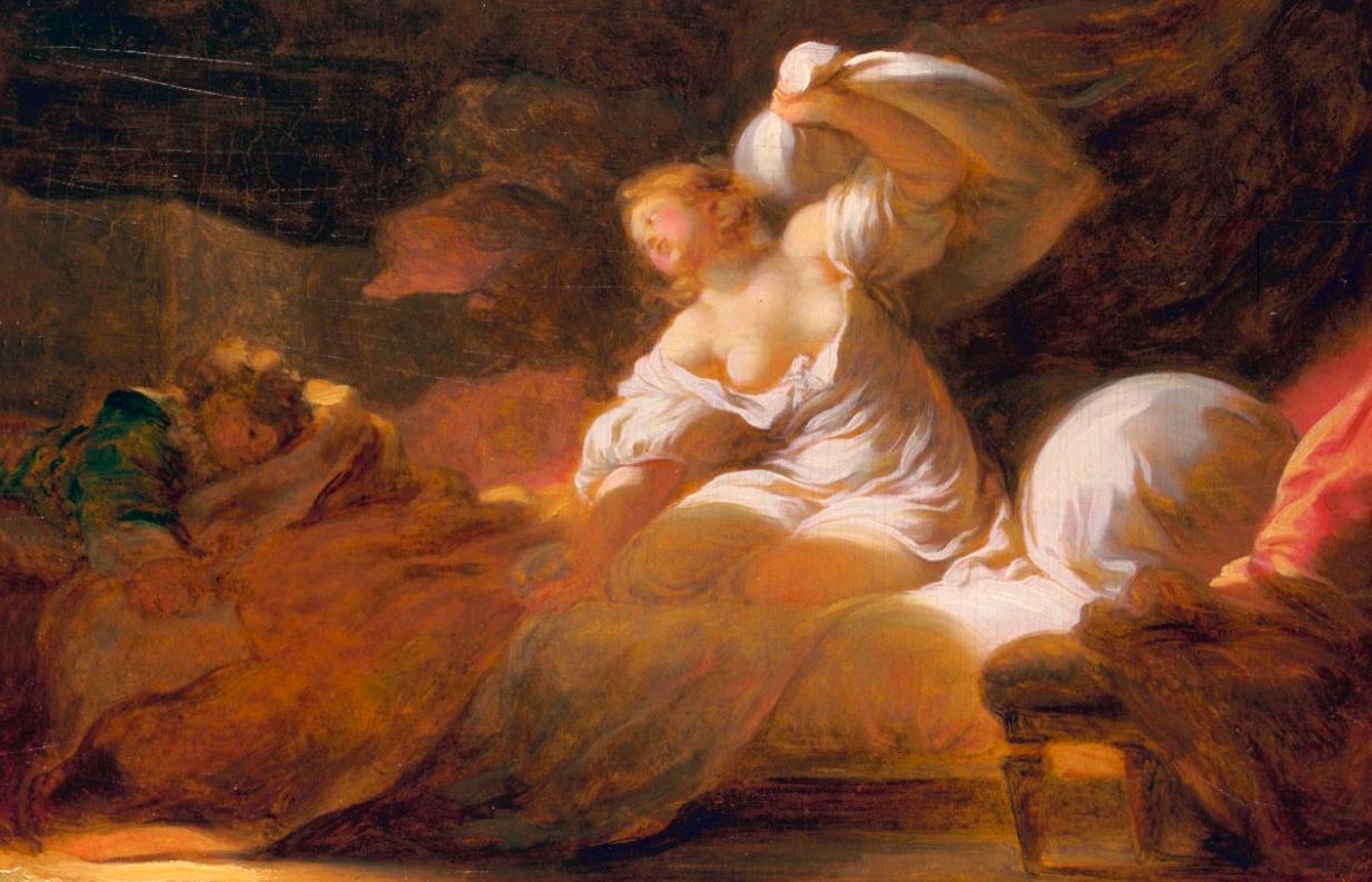 Драка подушками