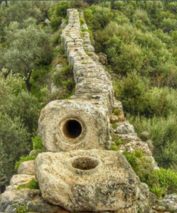 Устройство римского акведука