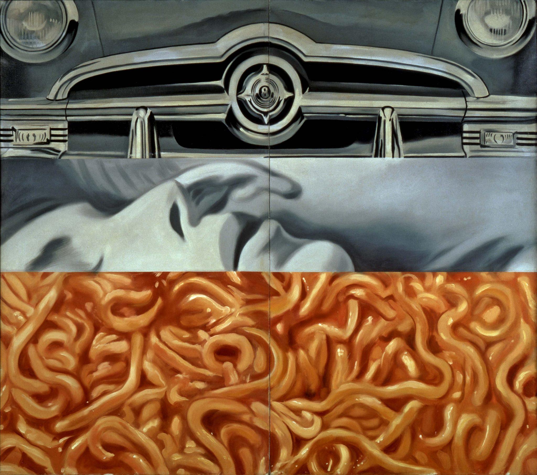 Джеймс Розенквист / «Я люблю тебя моим фордом» / 1961