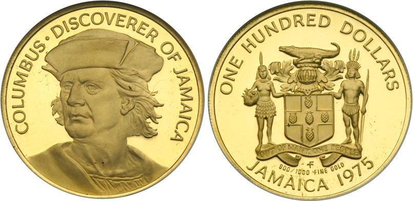 Колумб. Первооткрыватель Ямайки