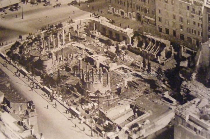 Раскопки Священной площади