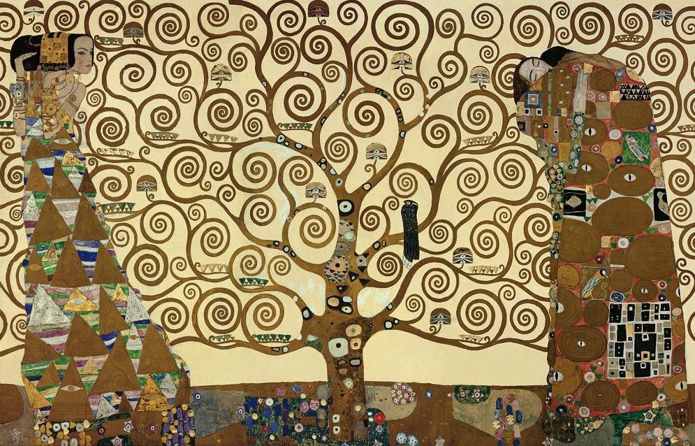 Густав Климт / «Дерево Жизни» / 1905