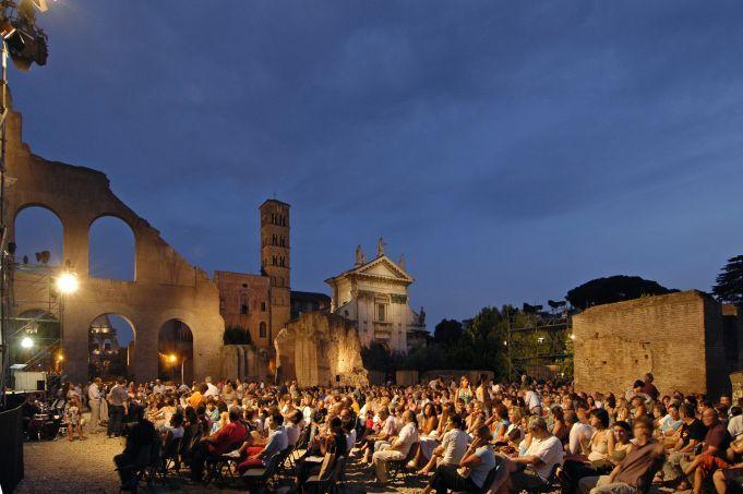 Литературный фестиваль в Риме