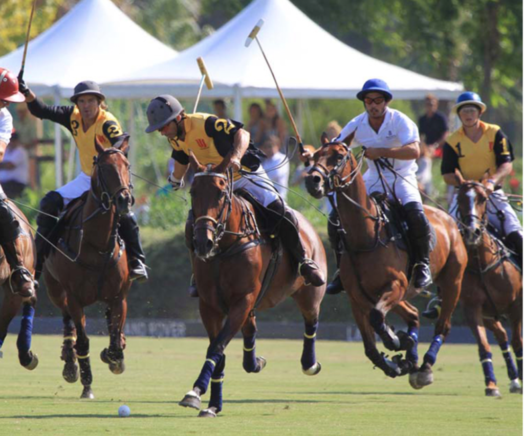 Rome Italy Polo Cup Final