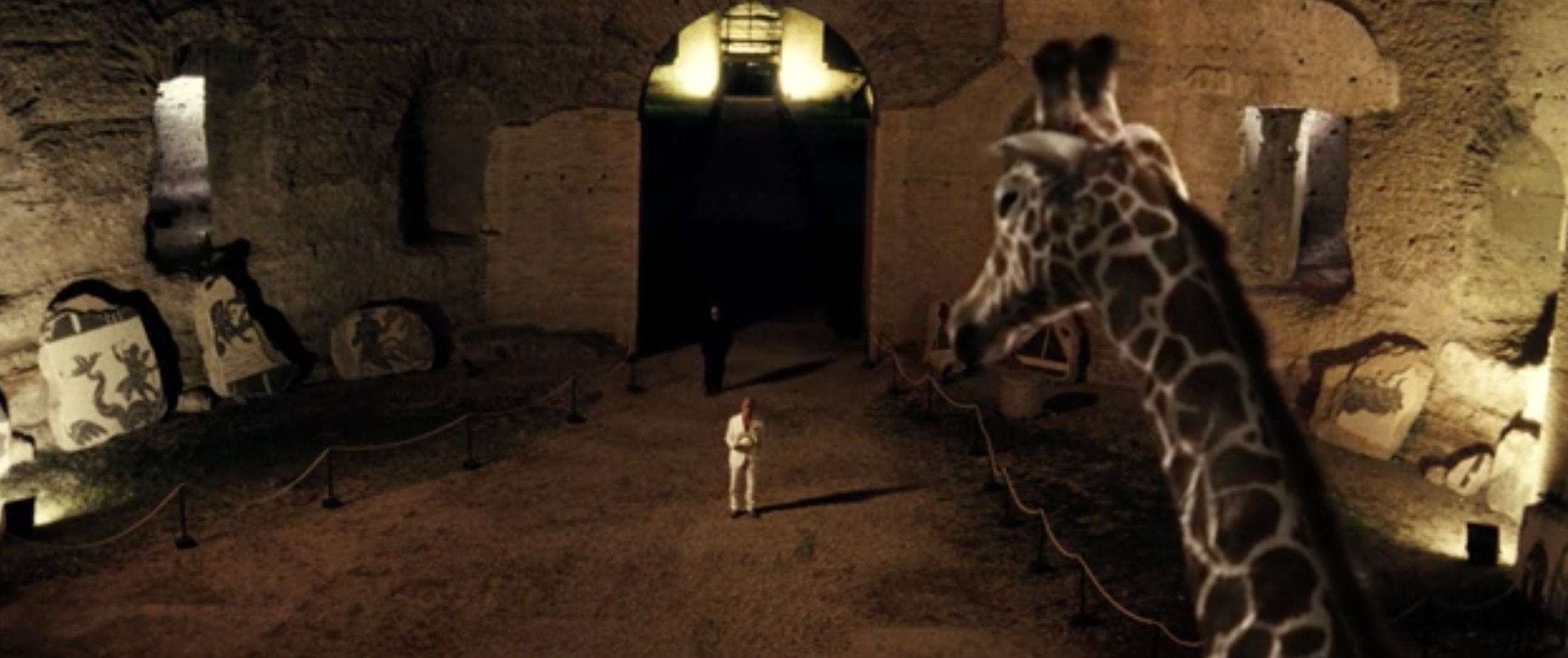 Кадр из фильма Паоло Соррентино