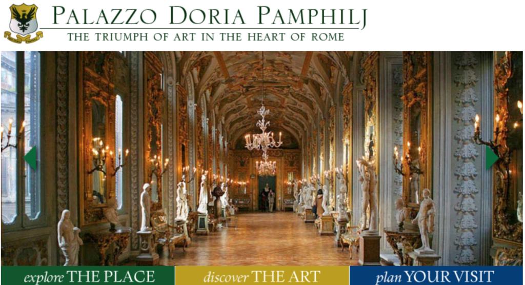 палаццо Дориа Памфили