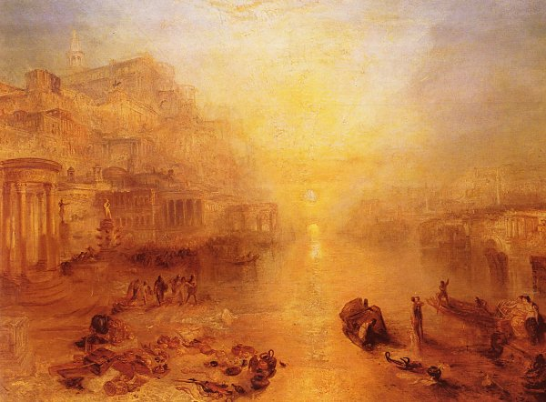 Овида изгоняют из Рима
