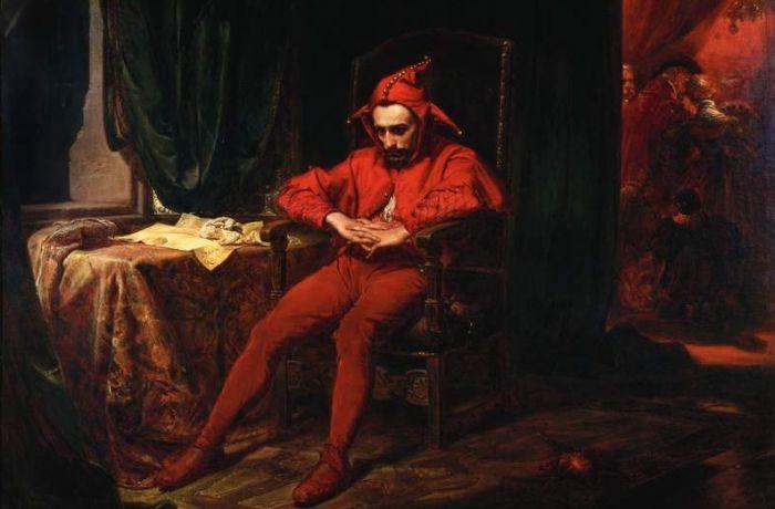 художник Ян МАТЕЙКО (1838-1893) / «Станчик»