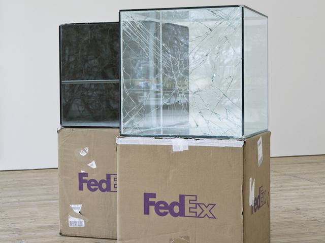 Скульптуры FedEx