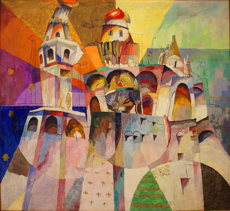 Аристарх Лентулов / «Звон» / 1915