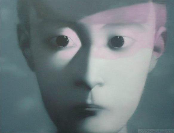 Чжан Сяоган / «Без названия» / 2006