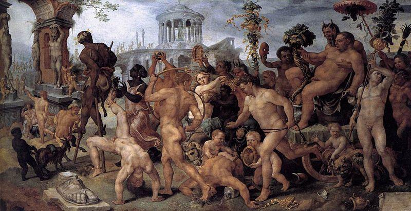 Триумфальное шествие Вакха
