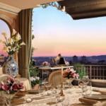 ресторан Мирабель в Риме