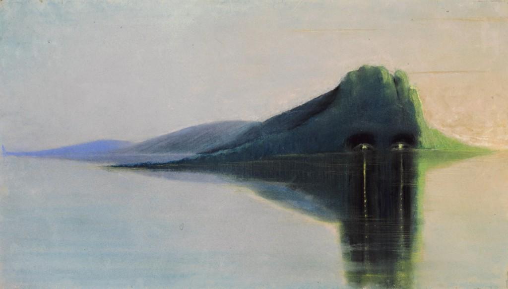 Микалоюс Чюрлёнис / «Покой» / 1903