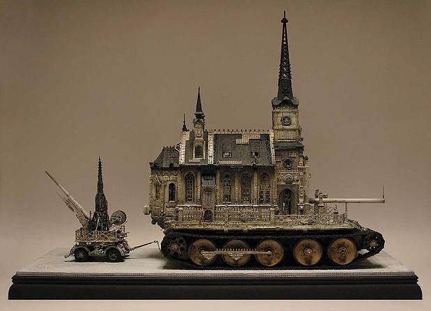 Крис Кукси /«Church Tank - 8» / 2010