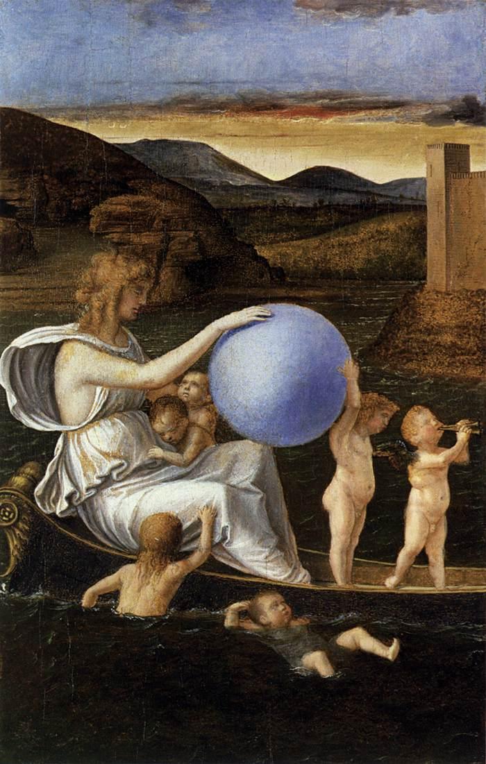 Джованни Беллини / «Фортуна. (Меланхолия)» / 1490