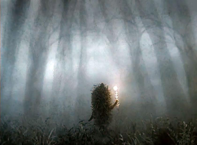 Норштейн & Ярбусов / «Ёжик в тумане» / 1975