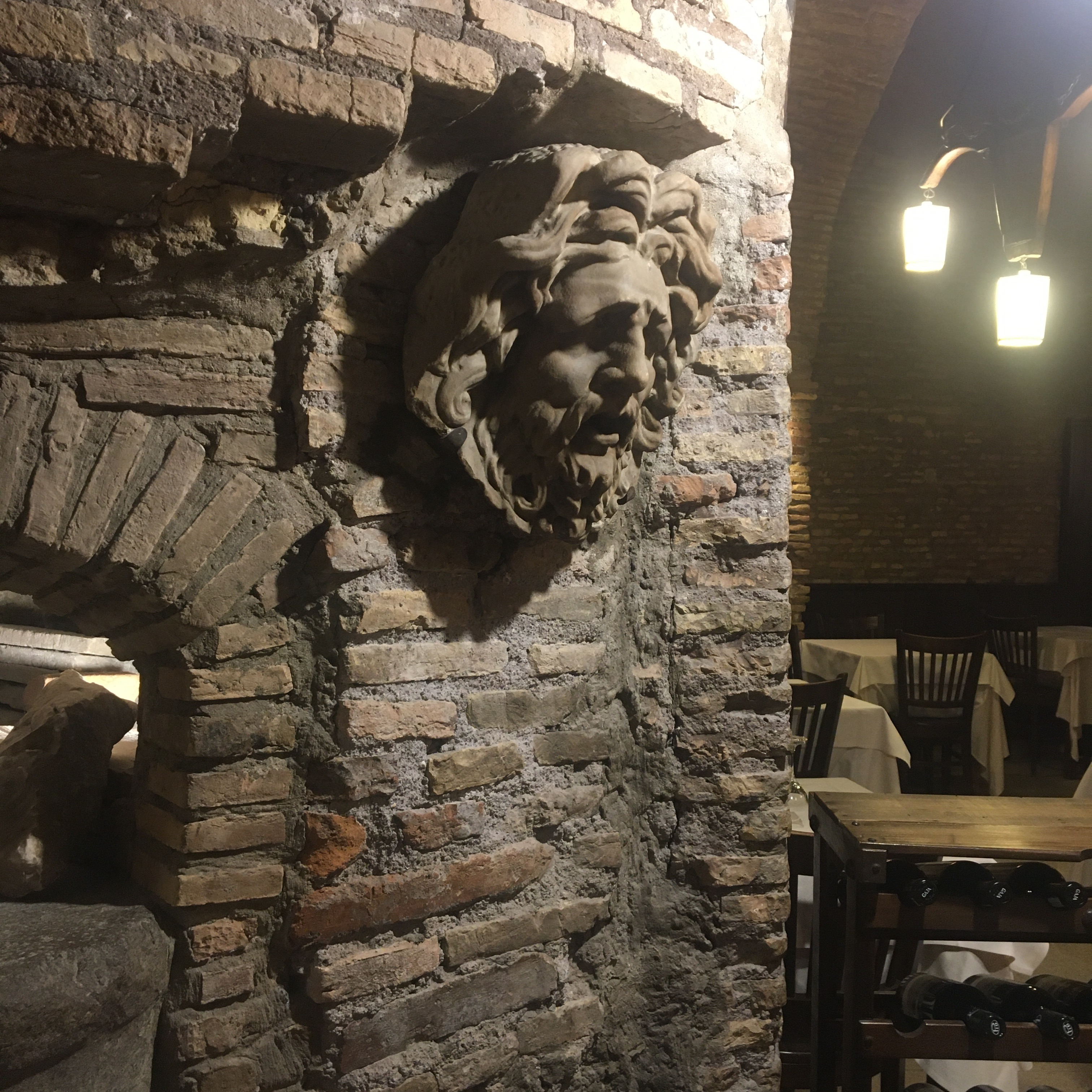 Piazza del Biscione ресторан