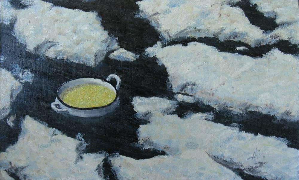 Евсеев Алексей / «Солнце во льдах» / 2011
