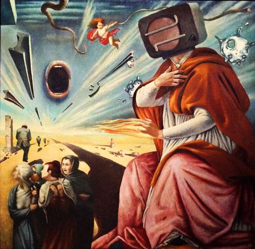 Михаил Журавлёв / «Радио» / 1988