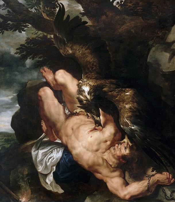 Питер Пауль Рубенс / «Прометей прикованный» / 1610- 12