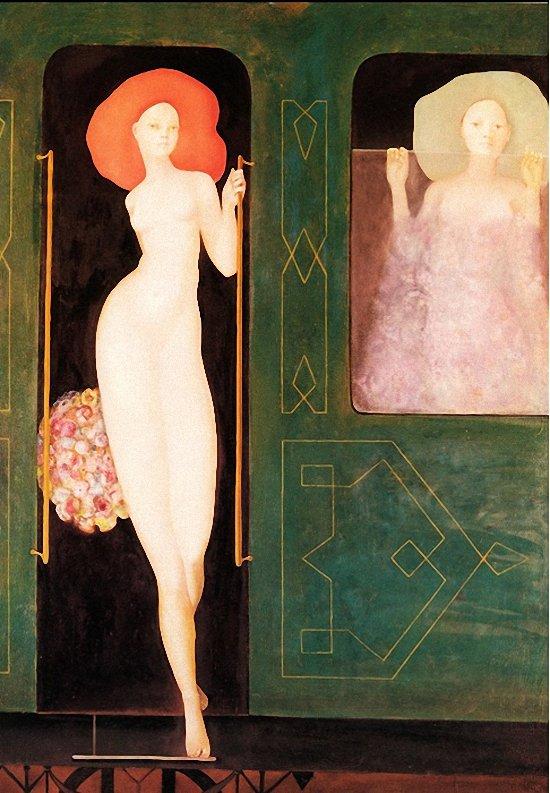 Леонор Фини / «Экспресс Венеры» / 1966