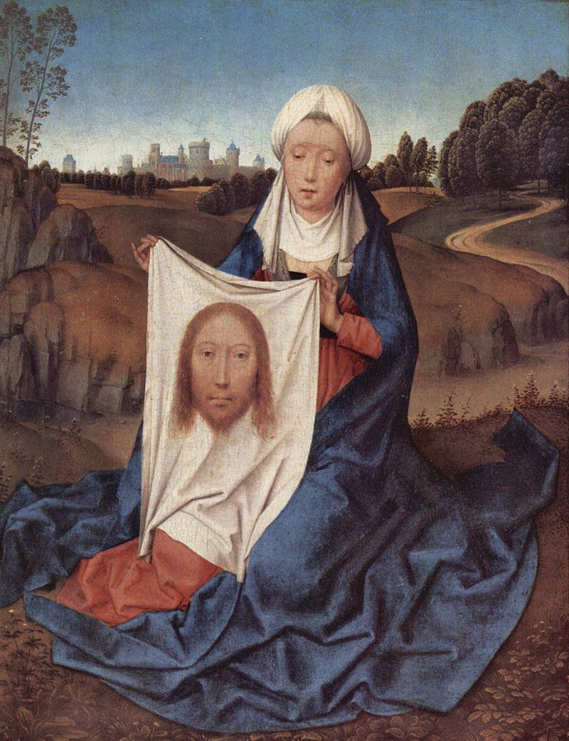 Ганс Мемлинг / «Святая Вероника» / ок. 1470