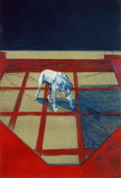 Фрэнсис Бэкон / «Собака» / 1952
