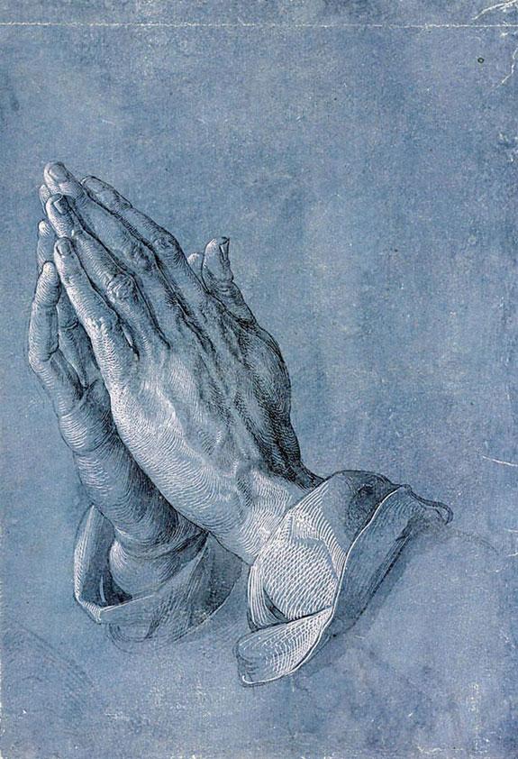 Альбрехт Дюрер / «Руки молящегося» / 1508